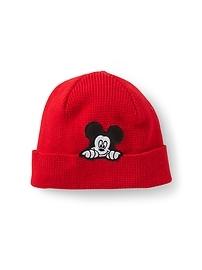 Bonnet babyGap à motifs Mickey Mouse de Disney