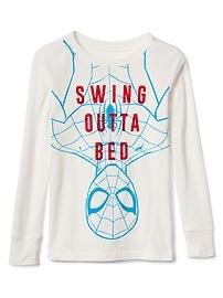 T-shirt à imprimé GapKids à motifs Marvel