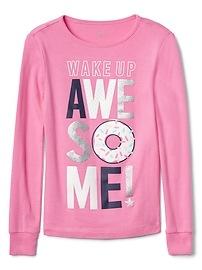 Graphic Sleep T-Shirt