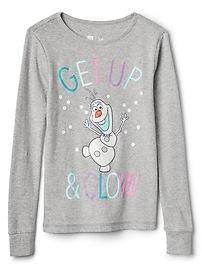 GapKids &#124 Disney Frozen Sleep T-Shirt