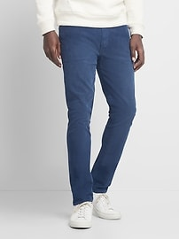 Skinny Fit Cords with GapFlex