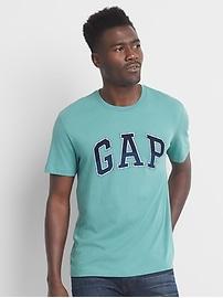 T-shirt à manches courtes à patchwork avec logo