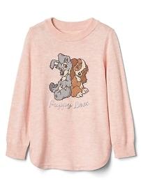 GapKids &#124 Disney crewneck sweater