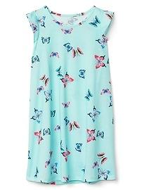 Butterfly Sleep Dress