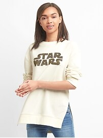 Gap &#124 Star Wars&#153 embellished graphic pullover