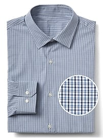 Supima cotton standard fit shirt