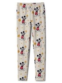 Legging en jersey bouclette doux GapKids Mickey Mouse de Disney