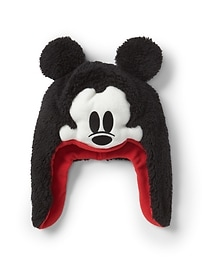 Gap &#124 Disney Mickey Mouse trapper hat
