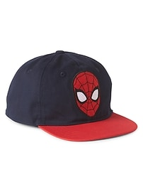 Gap Kids &#124  Marvel Spiderman Baseball Hat