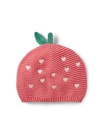 Berry Garter Hat