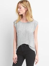 Softspun Sleeveless Sweater