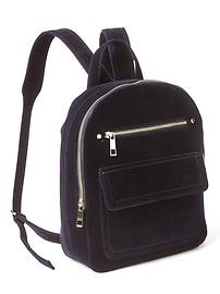 Velvet dome backpack