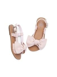 Sandales à boucle