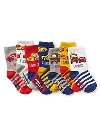 GapKids &#124 Disney Crew Socks