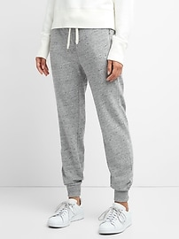 French Terry Joggers with Zip Pockets