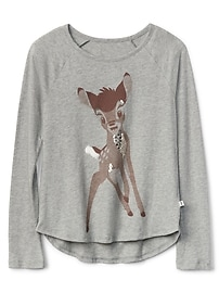 GapKids &#124 Disney embellished graphic tee