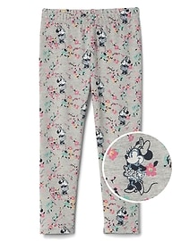 babyGap &#124 Disney Minnie Mouse soft terry leggings