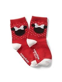 Chaussettes à motif de Minnie Mouse babyGap Disney