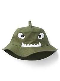 Chapeau à motifs de dinosaures