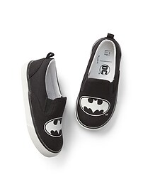 GapKids &#124 DC&#153 Batman Slip-On Sneakers