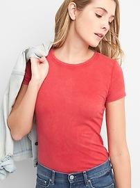 Vintage Short Sleeve Crewneck T-Shirt