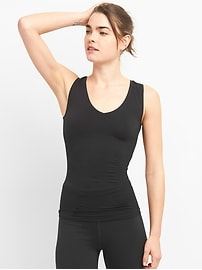 GapFit Heat Regulation Synergy Motion Seamless Tank