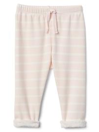 Cozy Stripe Leggings