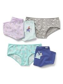 Slip bikini GapKids à motifs Reine des neiges de Disney (paquet de cinq)