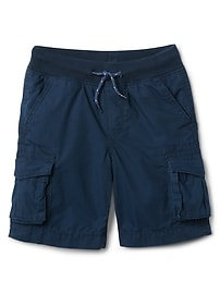 "5"" Pull-On Cargo Shorts"