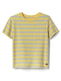 Stipe Pocket T-Shirt