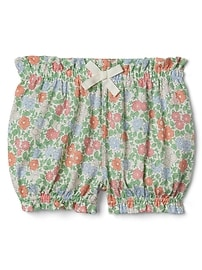 Graphic Bow Shorts