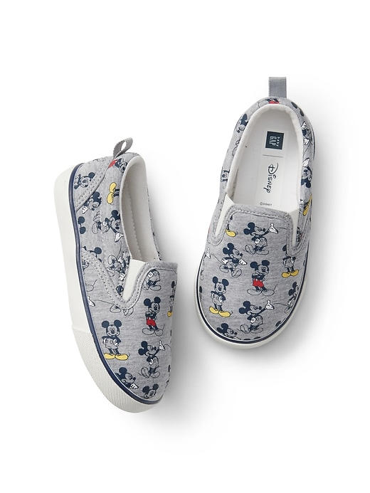Gap Kids | Disney Mickey Mouse Slip On Trainers by Gap
