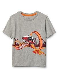 T-shirt imprimé babyGap Hot WheelsMD