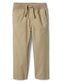 Gap for Good Pull-On Everyday Khakis