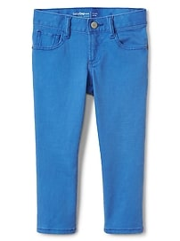 Superdenim Slim Jeans in Color with Fantastiflex