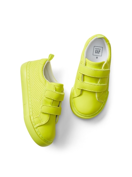 Neon Trainers by Gap