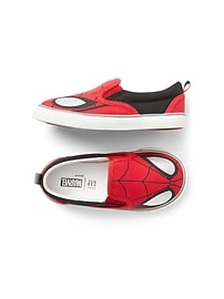 babyGap &#124 Marvel Spiderman Slip-On Sneakers