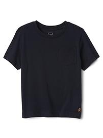 T-shirt à poche à manches courtes