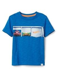 babyGap &#124 Hot Wheels&#169 Graphic T-Shirt