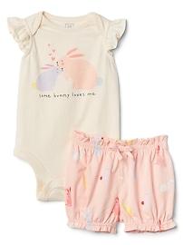 Bunny Two-Piece Set