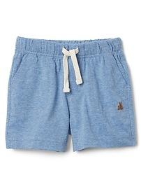 Brannan Bear Pull-On Shorts