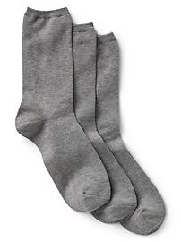 Chaussettes essentielles (3paires)