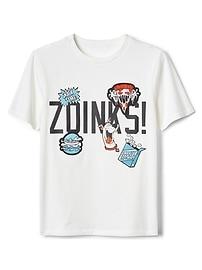 T-shirt à imprimé Looney Tunes GapKids
