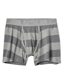 """4"""" Stripe Boxer Briefs"""