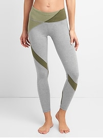 GapFit gFast Leggings in Performance Cotton