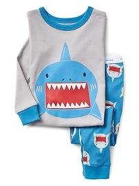 Pyjama à motifs de requins