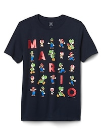 T-shirt imprimé NintendoMC