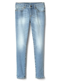Stretch THERMOLITE&#174 brushed super skinny jeans