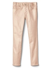 Super Skinny Jeans with Shimmer in High Stretch�