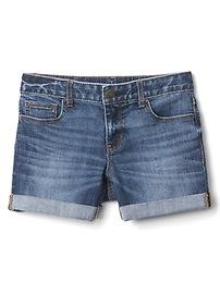 Midi Shorts with High Stretch